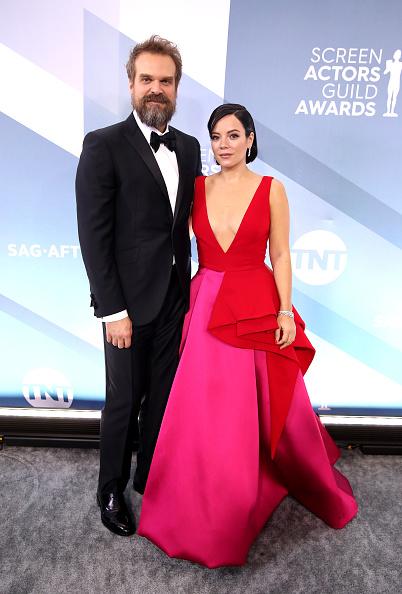 Leather Shoe「26th Annual Screen ActorsGuild Awards - Red Carpet」:写真・画像(13)[壁紙.com]