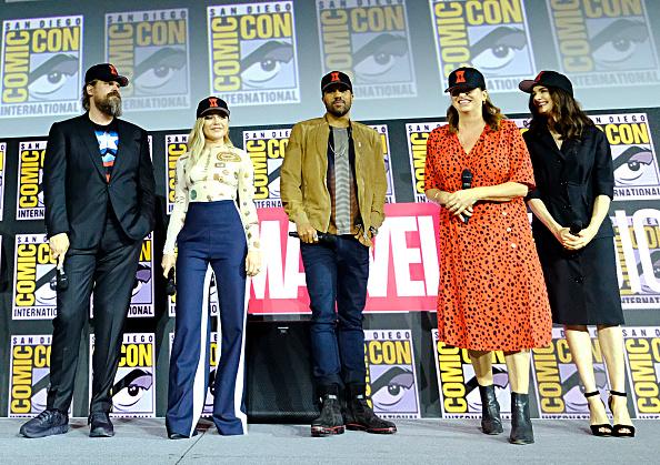 Comic con「Marvel Studios Hall H Panel」:写真・画像(2)[壁紙.com]