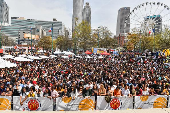 アメリカ合衆国「McDonald's All American Games Fan Fest...」:写真・画像(16)[壁紙.com]