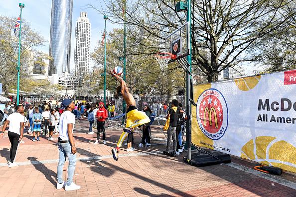 アメリカ合衆国「McDonald's All American Games Fan Fest...」:写真・画像(14)[壁紙.com]