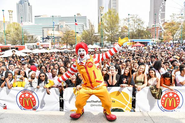 アメリカ合衆国「McDonald's All American Games Fan Fest...」:写真・画像(15)[壁紙.com]