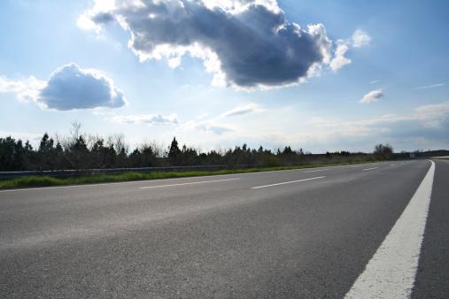 Dividing Line - Road Marking「Highway」:スマホ壁紙(6)