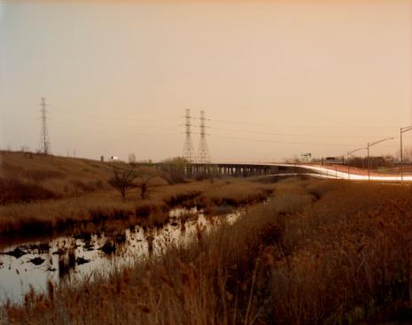 Electricity Pylon「Highway」:スマホ壁紙(11)