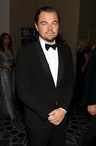 Leonardo DiCaprio「77th Annual Golden Globe Awards - Cocktail Reception」:写真・画像(8)[壁紙.com]