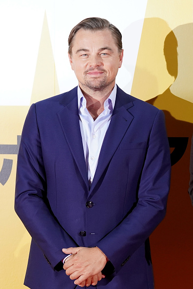 膝から上の構図「Once Upon A Time In Hollywood' Japan Premiere - Red Carpet」:写真・画像(5)[壁紙.com]