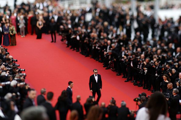 """Cannes International Film Festival「""""Oh Mercy! (Roubaix, Une Lumiere)""""Red Carpet - The 72nd Annual Cannes Film Festival」:写真・画像(9)[壁紙.com]"""