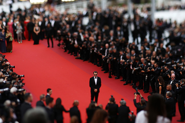 """72nd International Cannes Film Festival「""""Oh Mercy! (Roubaix, Une Lumiere)""""Red Carpet - The 72nd Annual Cannes Film Festival」:写真・画像(13)[壁紙.com]"""