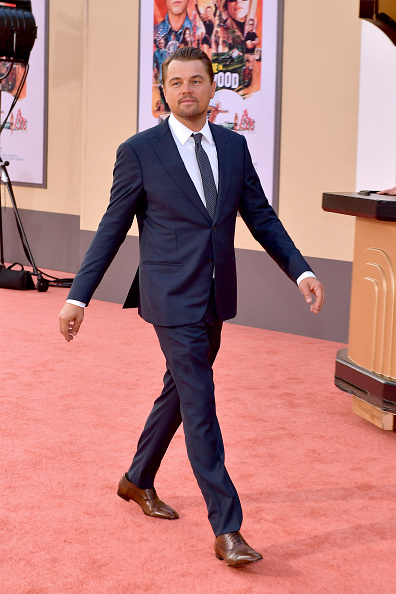 """Leonardo DiCaprio「Sony Pictures' """"Once Upon A Time...In Hollywood"""" Los Angeles Premiere - Arrivals」:写真・画像(15)[壁紙.com]"""