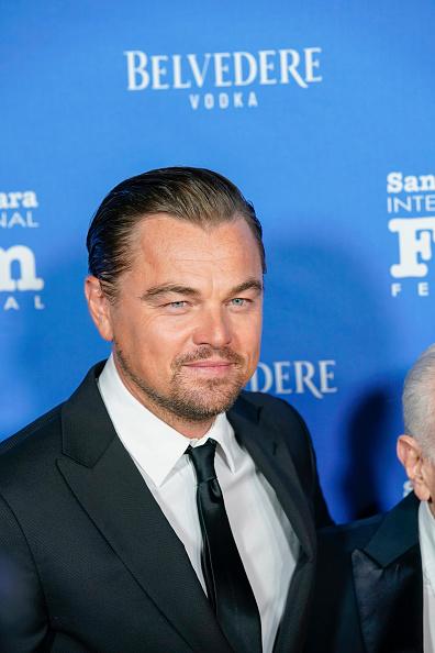 Leonardo DiCaprio「Belvedere Vodka at the 14th Annual Kirk Douglas Award at the 2019 Santa Barbara International Film Festival」:写真・画像(7)[壁紙.com]