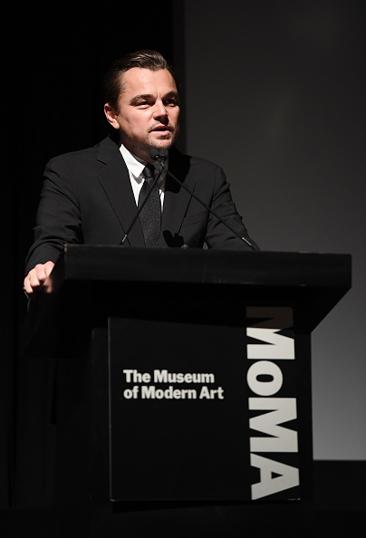 Leonardo DiCaprio「The Museum Of Modern Art Film Benefit Presented By CHANEL: A Tribute To Martin Scorsese - Inside」:写真・画像(11)[壁紙.com]
