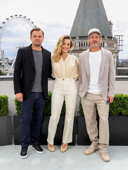 """Photo Shoot「""""Once Upon A Time…In Hollywood"""" London Photocall」:写真・画像(17)[壁紙.com]"""