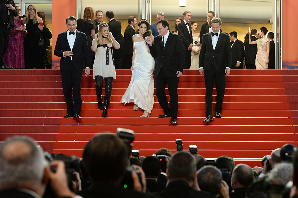 "Film Industry「""Once Upon A Time In Hollywood"" Red Carpet - The 72nd Annual Cannes Film Festival」:写真・画像(17)[壁紙.com]"