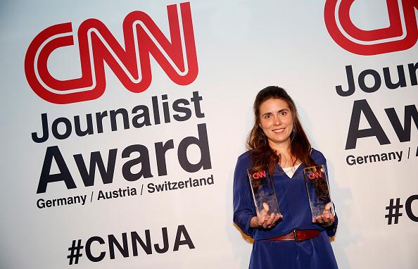 Tristan Fewings「CNN Journalist Award 2015」:写真・画像(17)[壁紙.com]