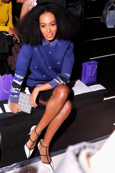 Stephen Lovekin「Noon By Noor - Front Row - Mercedes-Benz Fashion Week Fall 2014」:写真・画像(13)[壁紙.com]