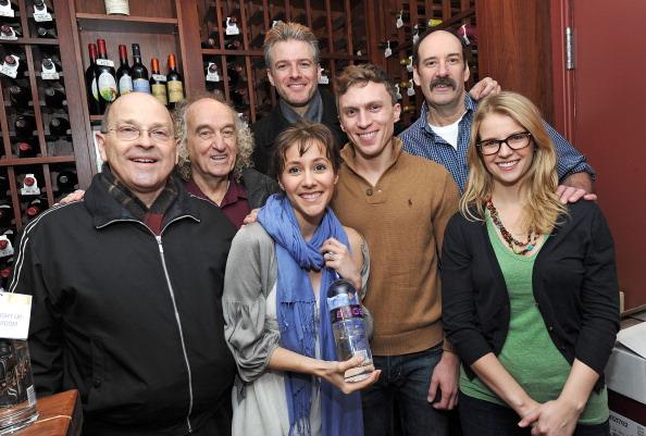 Bottle「Unveiling Of Medea Vodka Bottles For Charities To Benefit」:写真・画像(6)[壁紙.com]