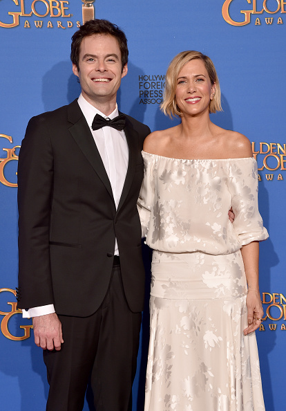 The Beverly Hilton Hotel「72nd Annual Golden Globe Awards - Press Room」:写真・画像(3)[壁紙.com]