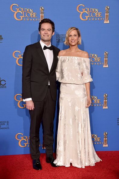 The Beverly Hilton Hotel「72nd Annual Golden Globe Awards - Press Room」:写真・画像(1)[壁紙.com]