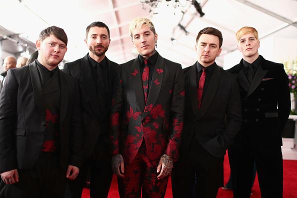 ギタリスト「61st Annual GRAMMY Awards - Red Carpet」:写真・画像(1)[壁紙.com]