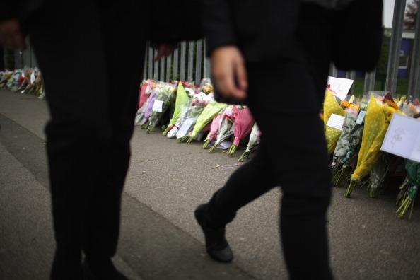 Christopher Furlong「Female Teacher Dies After Being Stabbed At Leeds School」:写真・画像(2)[壁紙.com]