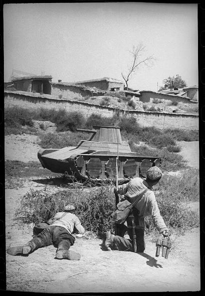 Central Asia「Wooden Tank」:写真・画像(18)[壁紙.com]