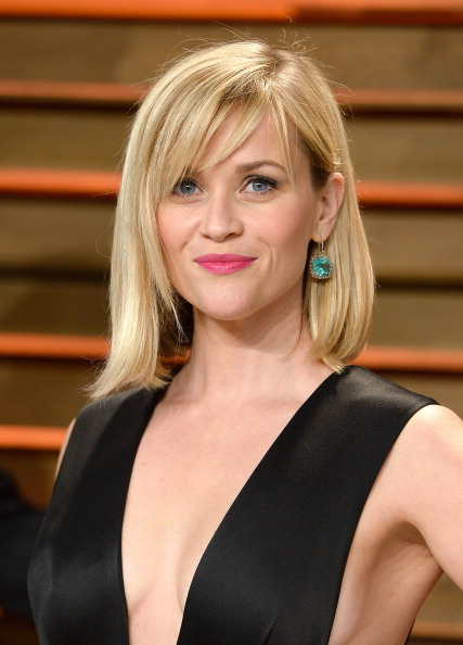 Reese Witherspoon「2014 Vanity Fair Oscar Party Hosted By Graydon Carter - Arrivals」:写真・画像(14)[壁紙.com]