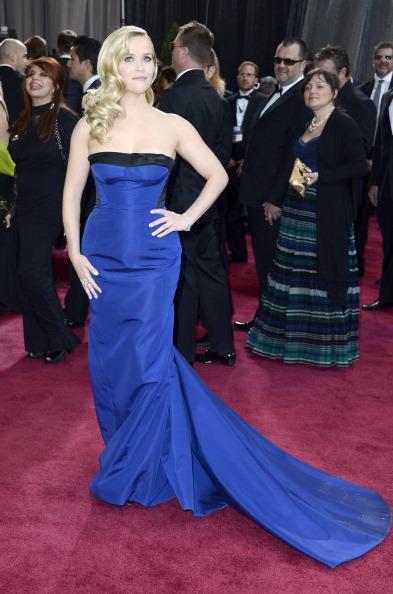 Blue Dress「85th Annual Academy Awards - Arrivals」:写真・画像(19)[壁紙.com]