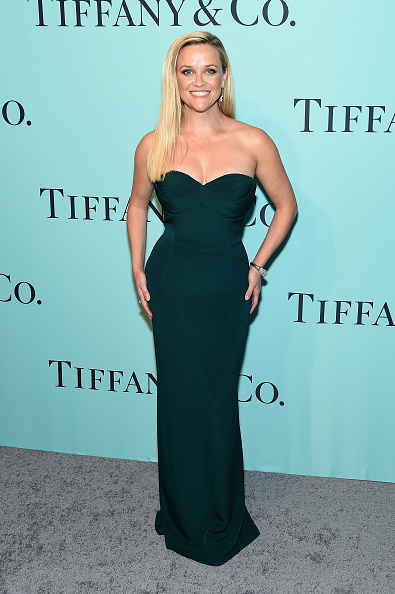 Reese Witherspoon「Tiffany & Co. 2017 Blue Book Collection Gala - Red Carpet」:写真・画像(8)[壁紙.com]