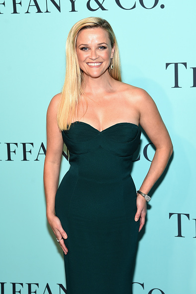 Reese Witherspoon「Tiffany & Co. 2017 Blue Book Collection Gala - Red Carpet」:写真・画像(9)[壁紙.com]