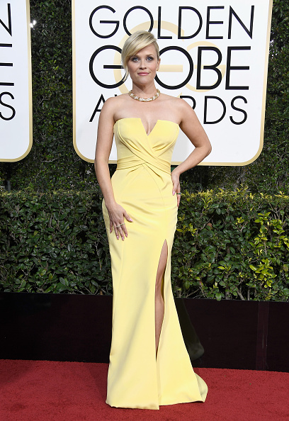 Reese Witherspoon「74th Annual Golden Globe Awards - Arrivals」:写真・画像(14)[壁紙.com]