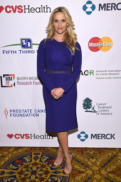 Ankle Strap Shoe「Entertainment Industry Foundation Presents Stand Up To Cancer's New York Standing Room Only Event With Donors American Airlines, Mastercard And Merck - Red Carpet」:写真・画像(1)[壁紙.com]