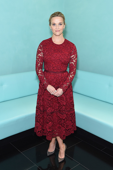 Reese Witherspoon「Tiffany & Co. Holiday Breakfast with Reese Witherspoon」:写真・画像(2)[壁紙.com]