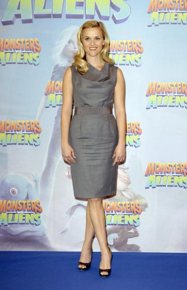 Pencil Dress「Monsters vs. Aliens - Photo Call」:写真・画像(0)[壁紙.com]