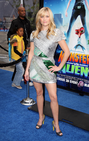 "Eyeliner「Premiere Of DreamWorks' ""Monsters Vs. Aliens"" - Arrivals」:写真・画像(1)[壁紙.com]"