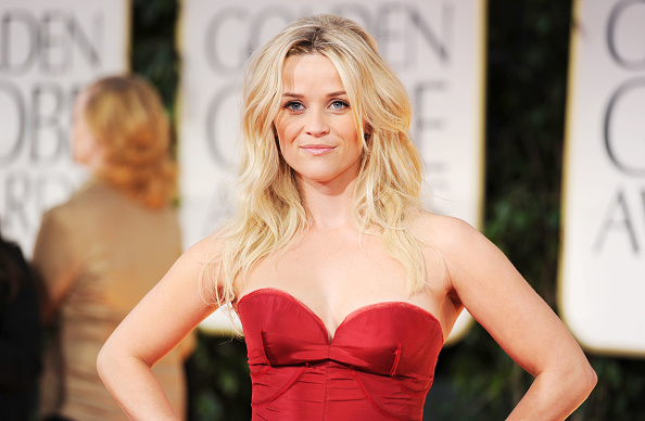 Reese Witherspoon「69th Annual Golden Globe Awards - Arrivals」:写真・画像(9)[壁紙.com]