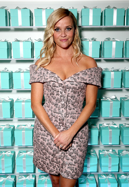 Reese Witherspoon「Vanity Fair And Tiffany & Co. Host A Private Dinner To Toast Lupita Nyong'o And Celebrate Legendary Style」:写真・画像(5)[壁紙.com]