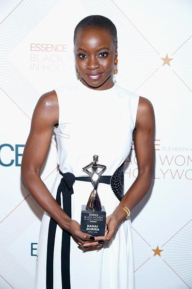 Shaved Head「2018 Essence Black Women In Hollywood Oscars Luncheon - Show」:写真・画像(3)[壁紙.com]