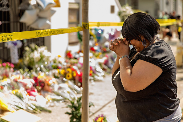 Charleston - South Carolina「Nine Dead After Church Shooting In Charleston」:写真・画像(13)[壁紙.com]
