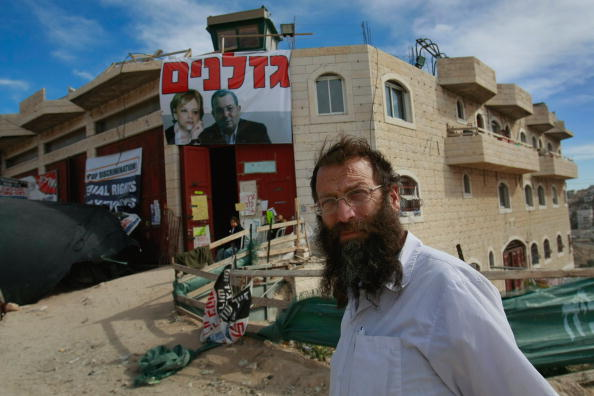 West Bank「Israeli Police Evacuate Settlers From Disputed Hebron House」:写真・画像(6)[壁紙.com]