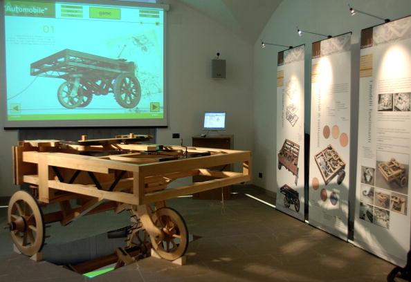 Tuscany「Model Of Leonardo da Vinci's Car On Display In Florence」:写真・画像(3)[壁紙.com]