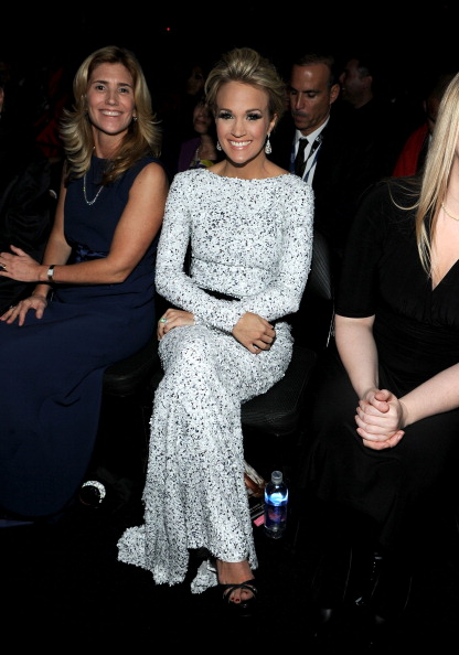 Larry Busacca「The 54th Annual GRAMMY Awards - Backstage And Audience」:写真・画像(8)[壁紙.com]