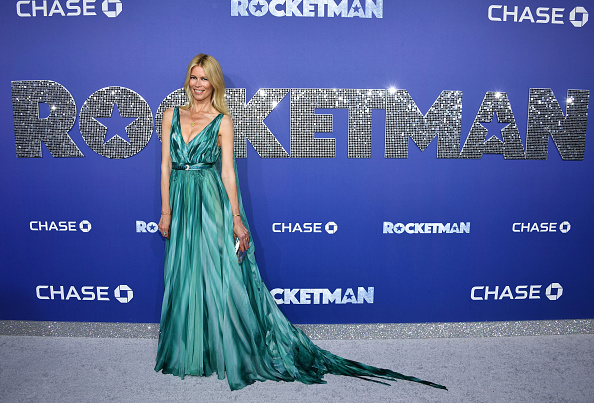 "Claudia Schiffer「""Rocketman"" New York Premiere」:写真・画像(8)[壁紙.com]"