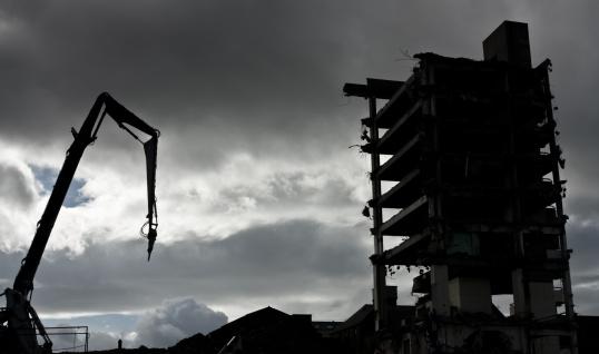Infamous「Brutalised Brutalism」:スマホ壁紙(9)