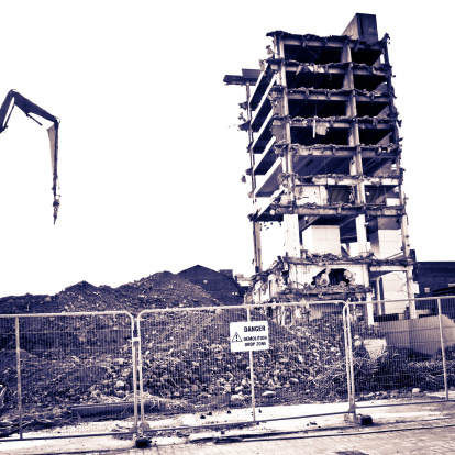 Infamous「Brutalised Brutalism」:スマホ壁紙(8)