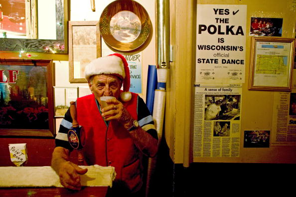 Accordion - Instrument「America's Last Remaining Concertina Bar Holds Its Holiday Party」:写真・画像(0)[壁紙.com]