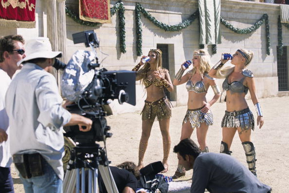 Pepsi「Beyonce Knowles, Britney Spears and Pink drink Pepsi during filming」:写真・画像(5)[壁紙.com]