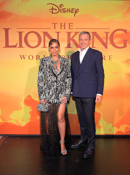 "Disney「The World Premiere Of Disney's ""THE LION KING""」:写真・画像(9)[壁紙.com]"