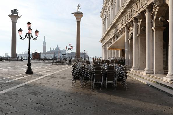 Venice - Italy「Venice Hauntingly Quiet Amid COVID-19 Quarantine」:写真・画像(6)[壁紙.com]