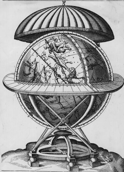 Globe - Navigational Equipment「Brahe Globe」:写真・画像(11)[壁紙.com]