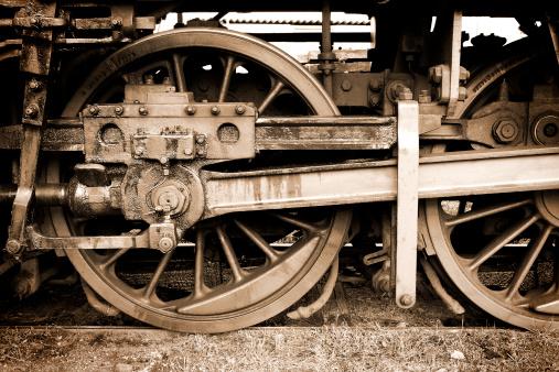 SL「旧蒸気機関車ウィールズ」:スマホ壁紙(16)