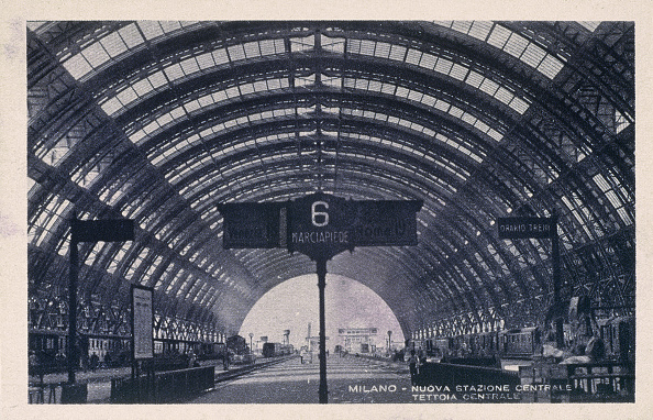Milan「NEW CENTRAL STATION - MILAN」:写真・画像(15)[壁紙.com]